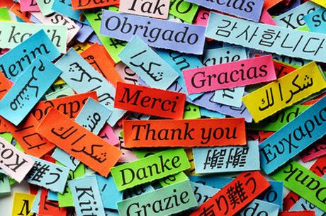 Danke Sagen Und Dankbarkeit Zeigen