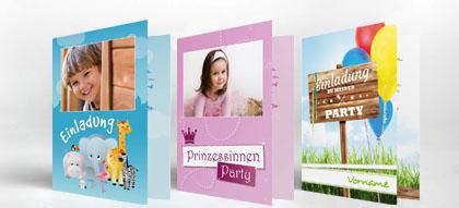 Kindergeburtstagseinladungen   Einladung Zum Kindergeburtstag