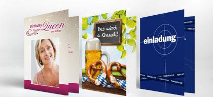 Einladungskarten 50. Geburtstag, Einladung | Familieneinladungen.de