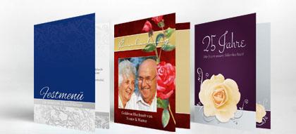 einladungskarten hochzeitstag, drucken | familieneinladungen.de, Einladung