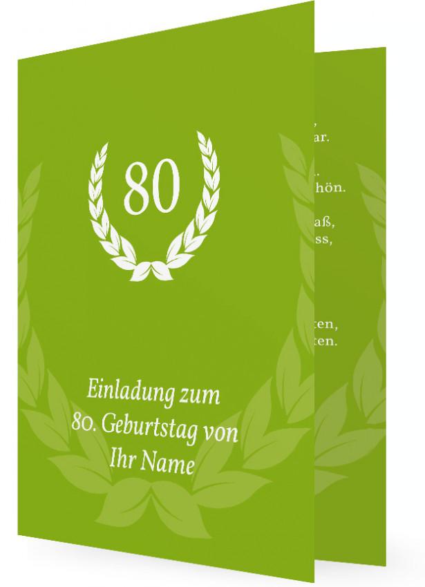 ... geburtstag einladungskarten 80 geburtstag einladung 80 geburtstag