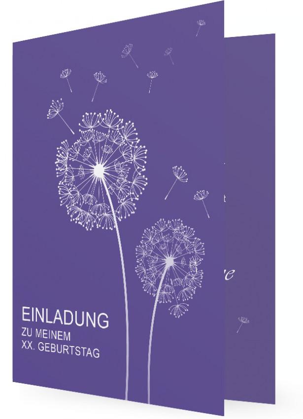 Einladung Geburtstag | Familieneinladungen.de
