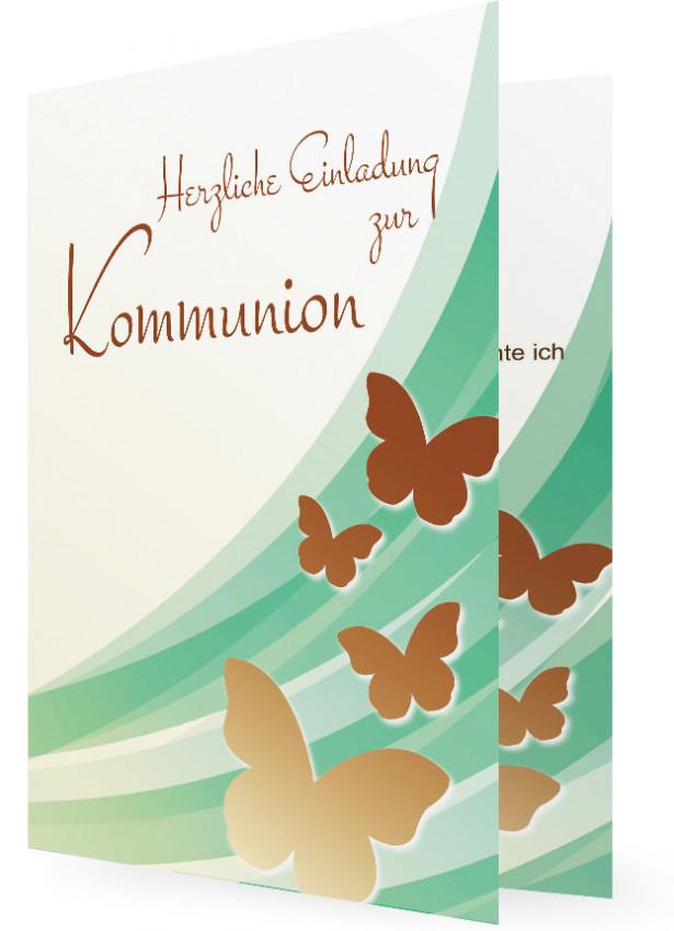 Einladungen Erstkommunion | Familieneinladungen.de
