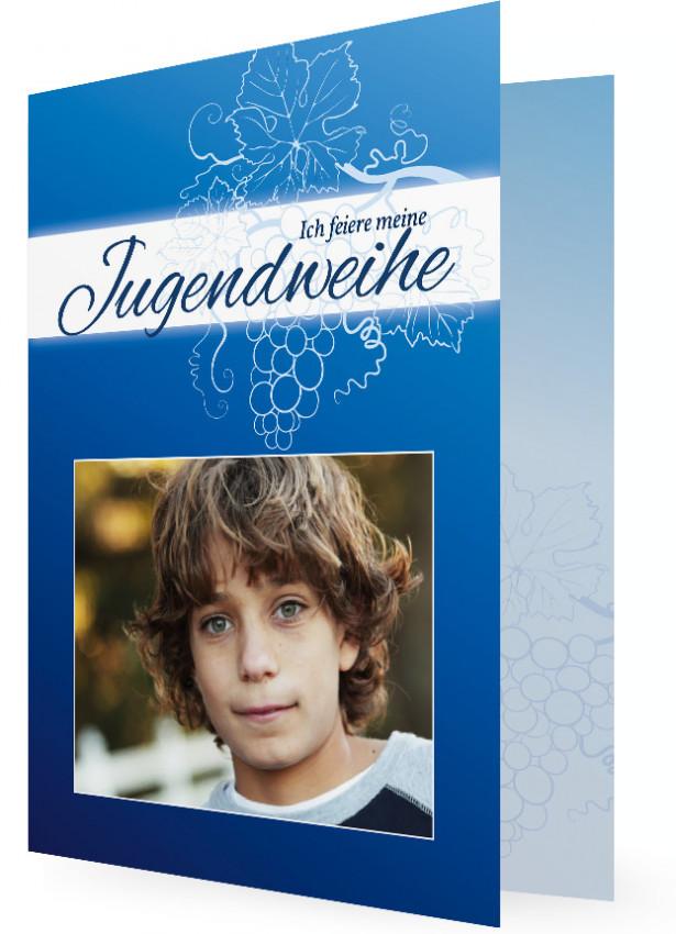 einladungen zur jugendweihe | familieneinladungen.de, Einladung