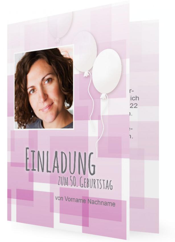 einladungskarten zum 50. geburtstag   familieneinladungen.de