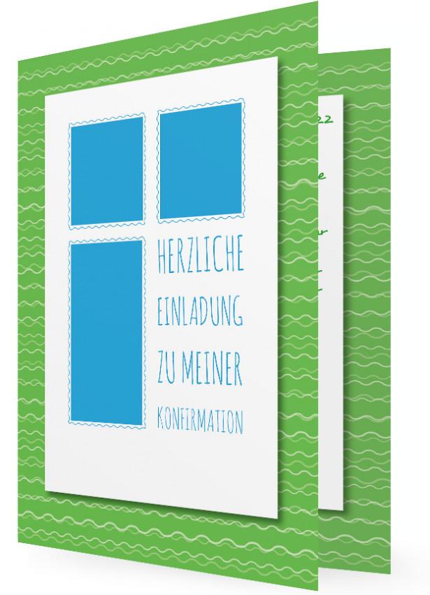 einladungskarten zur konfirmation | familieneinladungen.de