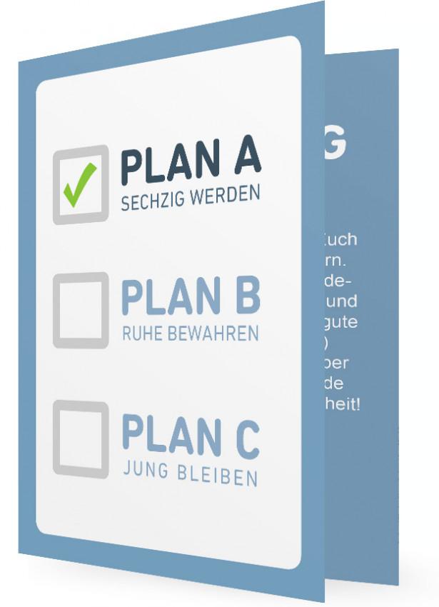 vorlage einladungskarte 60. geburtstag | familieneinladungen.de, Einladung