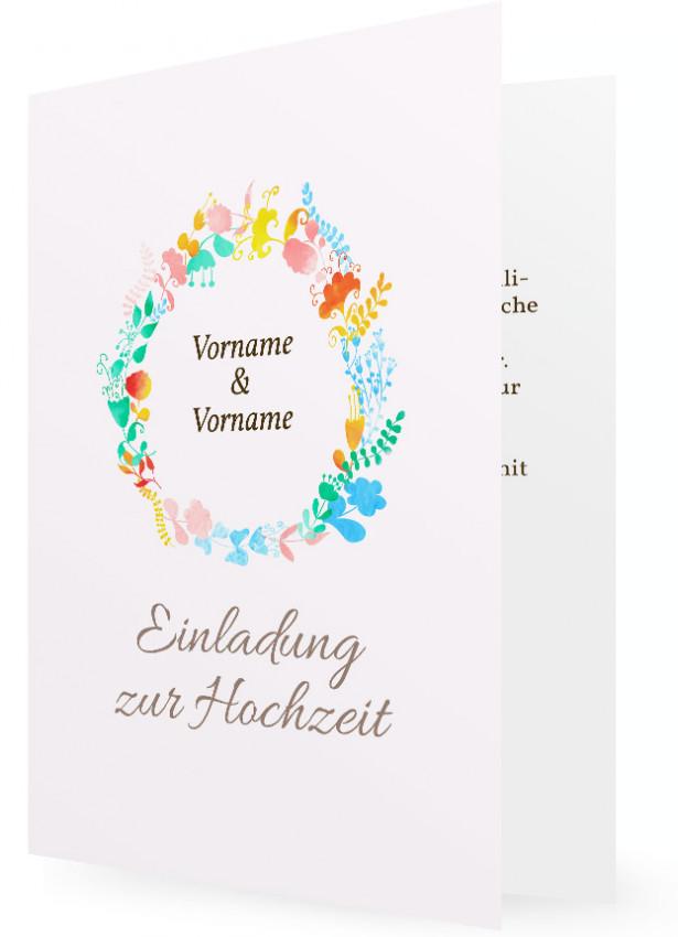 Vorlage Fur Einladungskarte Zur Hochzeit Familieneinladungen De