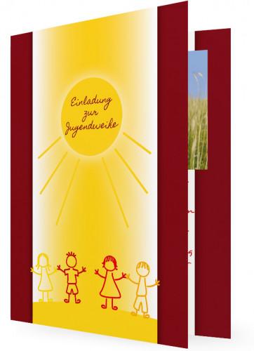 Einladungskarten Einladungskarten Jugendweihe: Einladungskarte Jugendweihe