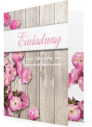 Geburtstag Einladungskarte gestalten | Familieneinladungen.de