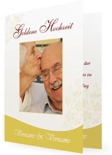goldene hochzeit einladungskarten | familieneinladungen.de
