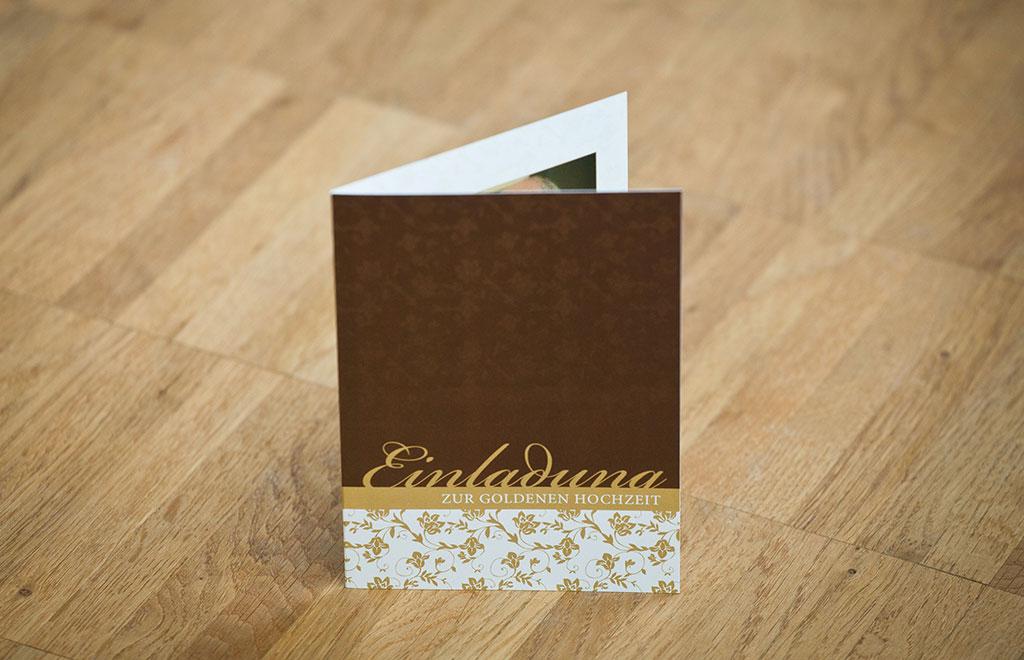 Einladungskarten selber drucken welches papier